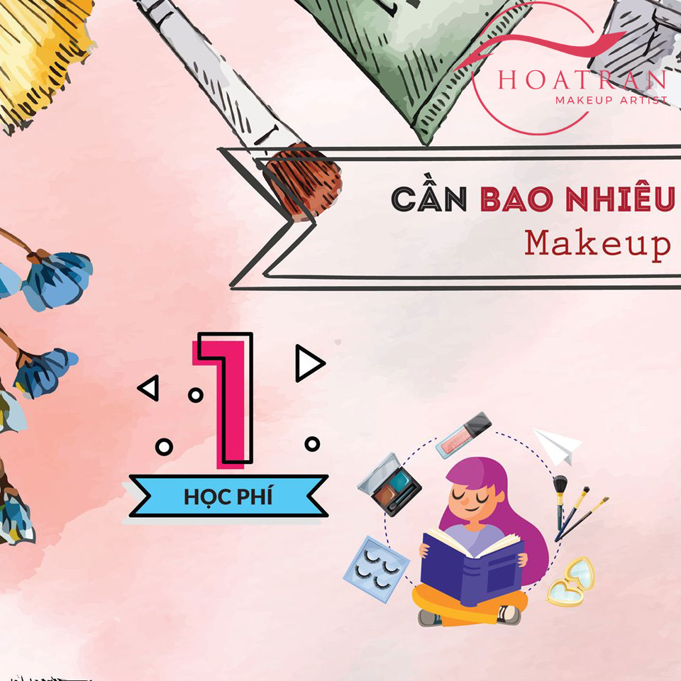 Hoc Phi Makeup Chuyen Nghiep