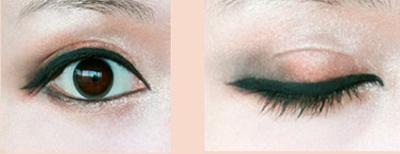 Thêm phấn nhũ nếu bạn muốn mắt long lanh hơn (ảnh minh họa)