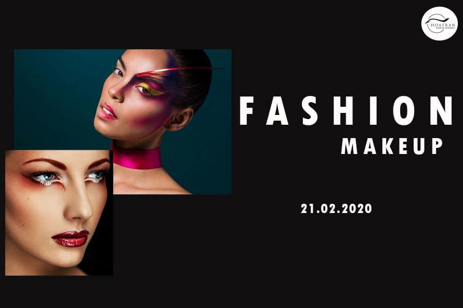 Khoá học Fashion Makeup với cô Janie Zenk