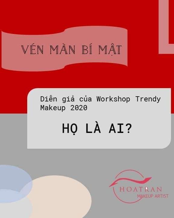 Diễn giả của Master Makeup 2020